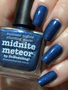 Picture Polish Midnight Meteor