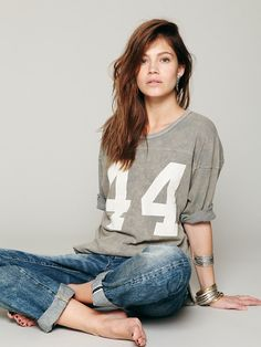 Free People We The Free Touch Down Tunic at Free People Clothing Boutique