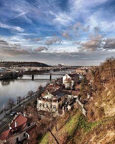 "4,797 Likes, 27 Comments - Prague / Prag / Praha / Прага (@wonderful_prague) on Instagram: ""View from the Vyšehrad Hill  Photo: @trizzie12 Awesome!  ———————————————————— #wonderful_prague…"""