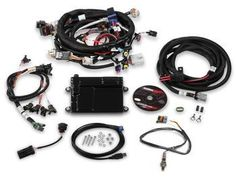 Holley EFI 550-607N HP EFI ECU & HARNESS KITS