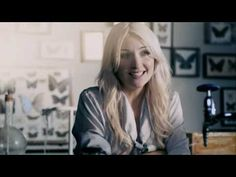 "▶ Kate Miller-Heidke - ""Caught In The Crowd."" This reached #33 in Australia to 2009... and was also quite a big hit in the vitamin aisle at my CVS job. A sad tale of deep regret beautifully told. :)"