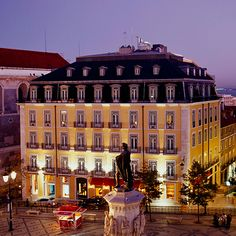Lisbon, Portugal Why go: Although Lisbon embraces the past, its glorious old buildings house new restaurants, clothing boutiques and museums that have made the city one of Europe's hippest—and most affordable—cultural destinations. Bairro Alto Hotel - Food & Wine Magazine