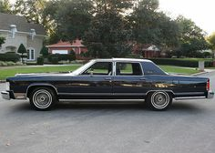 1979 Lincoln Town Car Collectors Series | MJC Classic Cars | Pristine Classic Cars For Sale - Locator Service