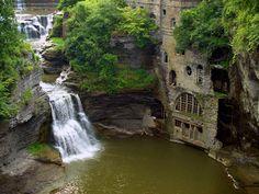 Triphammer Falls- Ithaca, NY