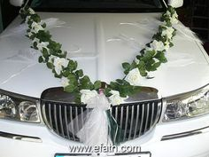 wedding car decorations | western wedding car decoration | alastingimpressiontux.com