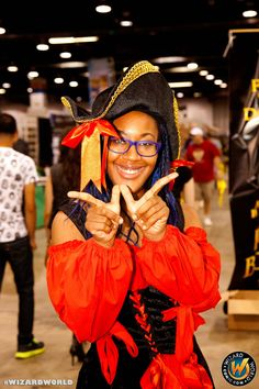 Everyone rocks the W for Wizard World!, check out Wizard World Ohio Comic Con Sep 20-22, 2013!! Click http://www.wizardworld.com/home-ohio.html