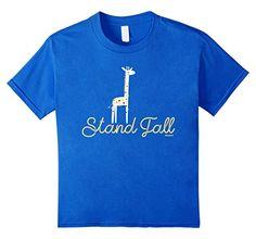 Kids April The Giraffe T Shirt Giraffe Lover 4 Royal Blue... https://www.amazon.com/dp/B06XK69G6Y/ref=cm_sw_r_pi_dp_x_gLpYybAB0VKWD