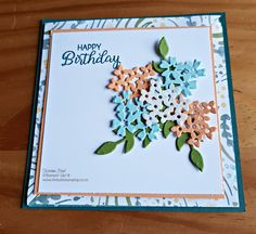 Stampin' Up! Paper craft projects using Stampin' Up! Stampin Up, Craft Projects, Paper Crafts, Fancy, Frame, Decor, Cards, Picture Frame, Decoration