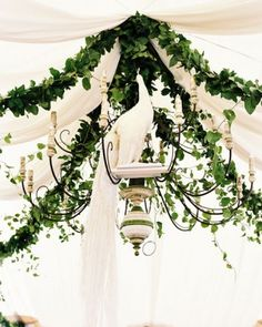 """See the """"The Finishing Touch"""" in our A Formal Outdoor Tent Wedding in New York gallery"""