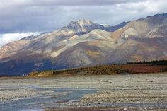 A Tundra no Alaska