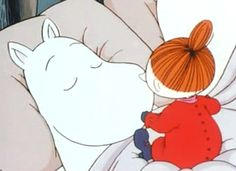 moomins little my