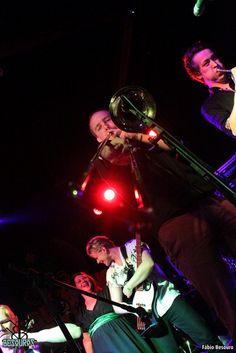 Diablo Swing Orchestra em São Paulo