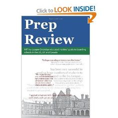 Price: $49.95 - Prep Review: Boarding Schools - TO ORDER, CLICK THE PHOTO
