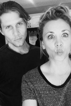 Kaley Cuoco posted a Throwback Thursday snap with her new beau, who is an equestrian named Karl Cook.