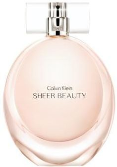 Sheer  Beauty  by  Calvin  Klein  #Perfume