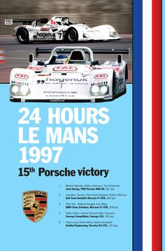 "This poster was inspired by the film ""Le Mans"",  Steve McQueen's (Michael Delaney in the film) jacket in the film and his iconic Porsche 917."