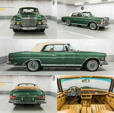 Mercedes 280 SE convertible Howard W Mercedes 280, Mercedes Benz Sports Car, Mercedes Benz Coupe, Classic Mercedes, Mercedes Benz Cars, Ford Capri, Classic Sports Cars, Classic Cars, Automobile