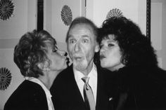 Marilyn Michaels, Sid Caesar, and Lainie Kazan at the National Foundation for Jewish Culture Awards.