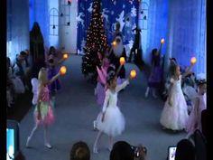 Танец Фей со свечами - YouTube