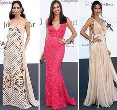 Todos los 'looks' de la gala amfAR #celebrities #fashion #redcarpet