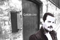 Freddie's London Home