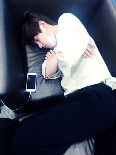 방탄소년단 (@BTS_twt)  my sleepy beauty tae