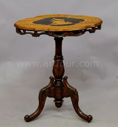 carved+marquetry+table+swiss+brienz+1900