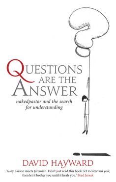 """Thanks @hemantmehta the Friendly Atheist for sharing my book """"Questions are the Answer"""". Cool discussion too! http://www.patheos.com/blogs/friendlyatheist/2015/12/26/the-importance-of-asking-questions-in-church/"""
