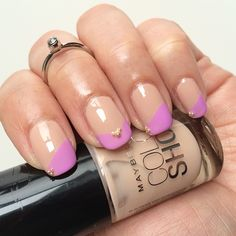 Guilded lilac. #colorshowoff #dontmindifwedo