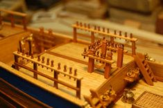 MIS BARCOS: septiembre 2010 Model Ships, Nautical, Models, Wooden Ship, Boat Building Plans, Wooden Boats, Free Floor Plans, Wood Toys, September