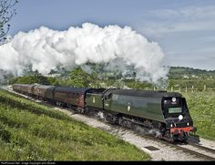 SR 34092 'Wells' departs Winchcombe with the 0905 Cheltenham - Laverton during the Glouc Warks Festival Of Steam 'Speed To The West' Weekend - May 23rd - 25th