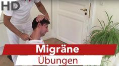 Migräne? Übungen gegen Migräne. In dem Video zeigt Schmerzspezialist Roland Liebscher-Bracht einfache Übungen die bei Migräne helfen. Eine ursacähliche und n...