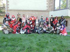Warhammer 40.000 cosplayers on StarCon 2015 by Wastort on DeviantArt