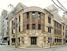 北浜観光ガイド〜近代建築探訪