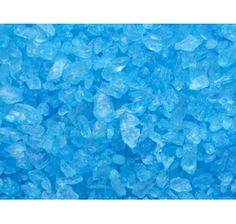 Blue Raspberry Rock Candy Crystals: 5LB Bag | CandyWarehouse.com Online Candy Store