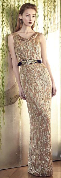 Elegant Jenny Packham