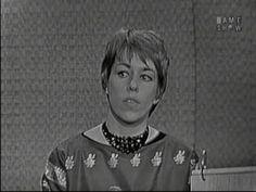 What's My Line? - Carol Burnett; Cyril Ritchard [panel] (May 7, 1961) - YouTube