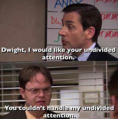 Dwight Schrute :D