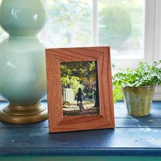 8. Frame a Desk Photo