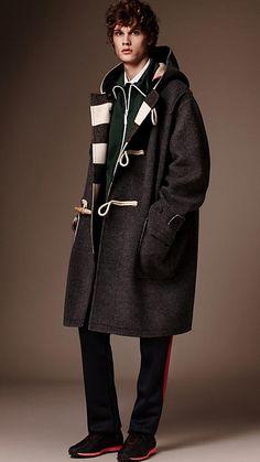 Mid grey The Duffle Coat - Image 1