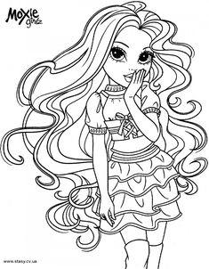 moxie girlz malvorlagen   coloring pictures, coloring pages, coloring pages for girls