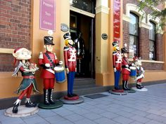 Reliqaire. In interesting shopping experience at Latrobe, Tasmania