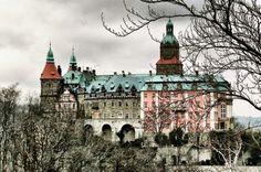 Poland Castle Ksiaz (Zamek Książ)