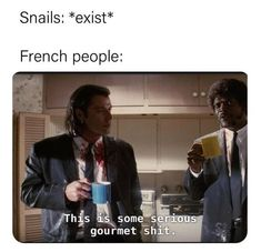 Some Chinese guy: *puts leaf In his water* The British: E ? il/Thgs᪠~ some Suu mull), gourmet sh Li. Dankest Memes, Funny Memes, Jokes, Sarcastic Memes, Funny Comedy, True Memes, French People, Sr K, Marketing