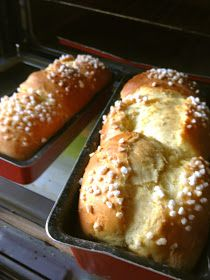 une faim de loup: Brioche comme chez le boulanger Croissants, Desserts With Biscuits, Thermomix Desserts, Cooking Chef, Breakfast Dessert, International Recipes, Bread Baking, I Love Food, Food Inspiration