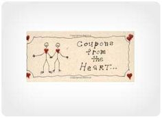 coupons from the heart