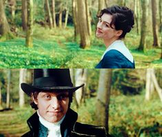becoming jane. *love* this movie. which instantly marks me a Very Bad Jane Austen fan. ah, well.