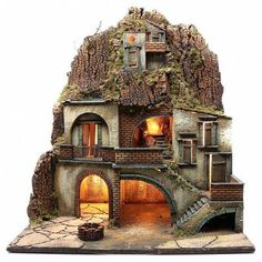 Reggio, Portal, Ancient Architecture, Diy And Crafts, House Styles, Building, Mini Houses, Shower Cabin, Home Decor