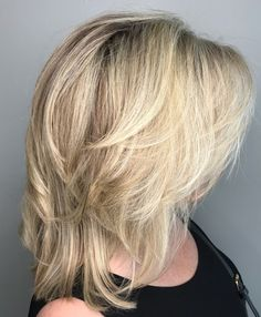 70 Perfect Medium Length Hairstyles for Thin Hair Medium Choppy Cut For Fine Hair Fine Hair Cuts, Medium Fine Hair, Haircuts For Thin Fine Hair, Medium Layered Haircuts, Medium Hair Cuts, Medium Hair Styles, Short Hair Styles, Fine Hairstyles, Layered Hairstyles