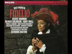 "Jessye Norman & Reiner Goldberg - Fidelio - ""O namenlose Freude!"""